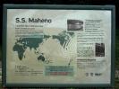 Maheno Schild